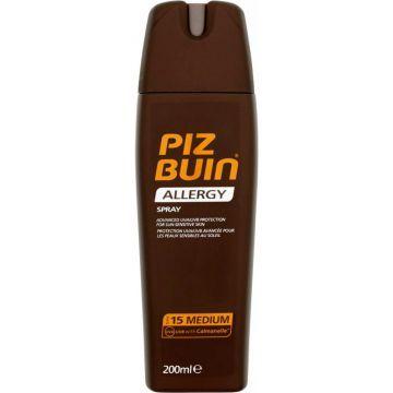 Piz Buin Allergy Spray Spf 15 Güneş Spreyi ve diğer tüm Piz Buin ürünleri hakkında detaylı bilgiye sahip olmak için http://www.narecza.com/Piz-Buin,LA_6299-3.html#labels=6299-3 adresini ziyaret edebilirsiniz.