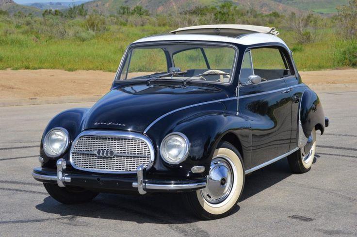 1958 Auto Union 1000 Sonderklasse Saxomat