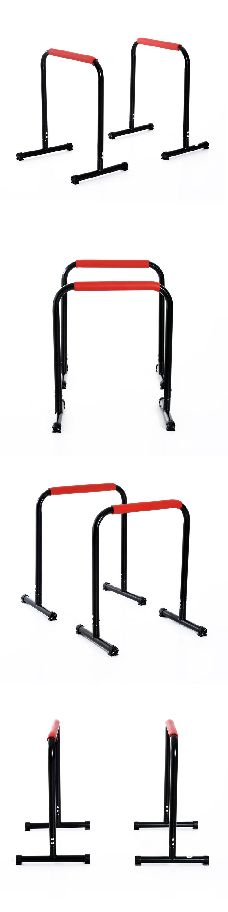Push Up Stands 158925: Handle Push Up Stands Pull Gym Bar Workout Training Exercise Home Fitness New -> BUY IT NOW ONLY: $46.99 on eBay!