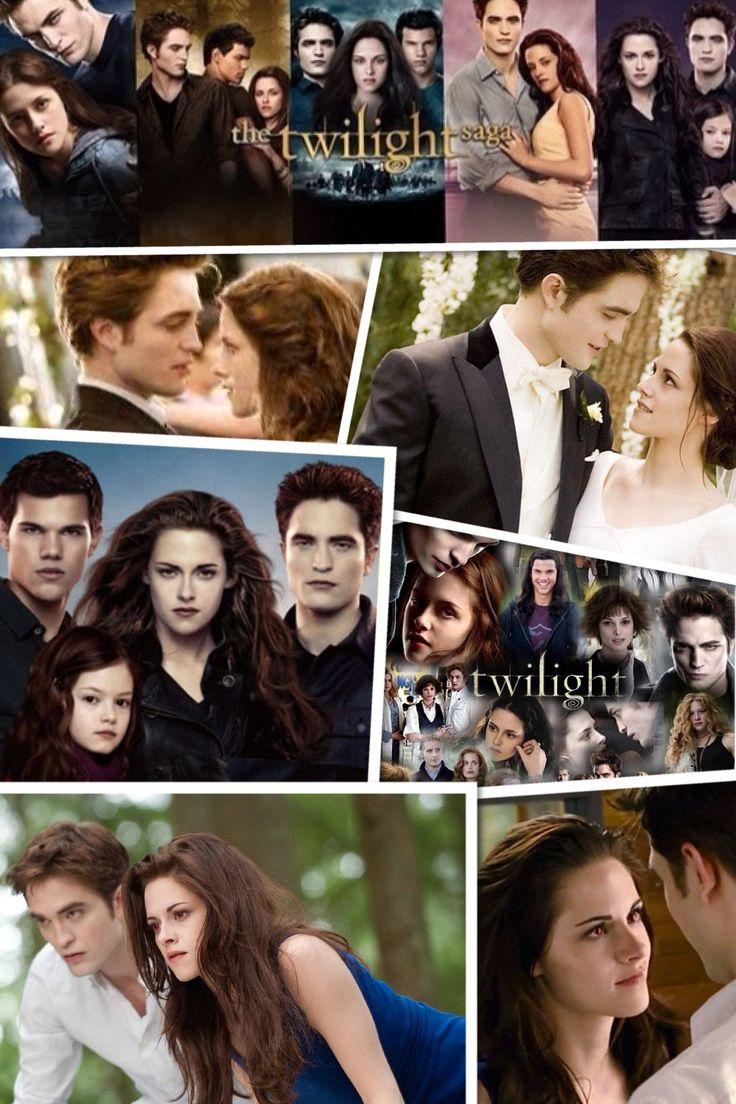 Collage twilight saga
