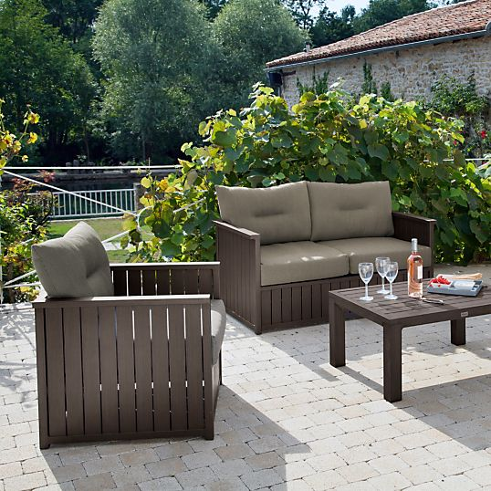 1000 id es sur le th me ensemble de meubles pour patio sur for Canape et table pour salon de jardin daveport