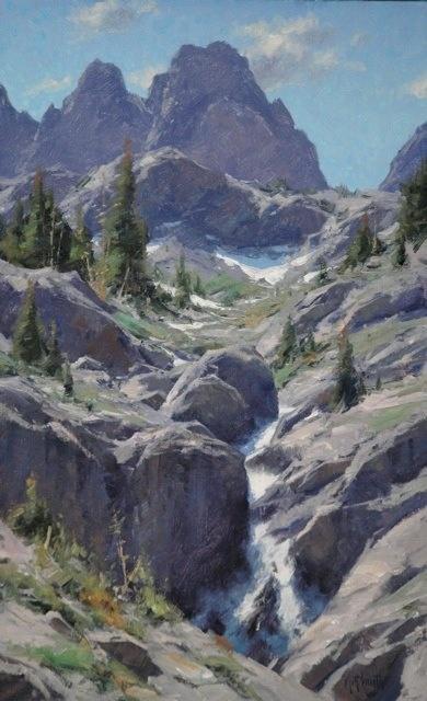 painting by Matt Smith   https://fbcdn-sphotos-g-a.akamaihd.net/hphotos-ak-ash3/603774_119749398231147_1837428883_n.jpg