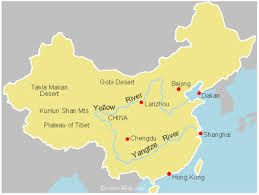 Image result for chinese yellow river images