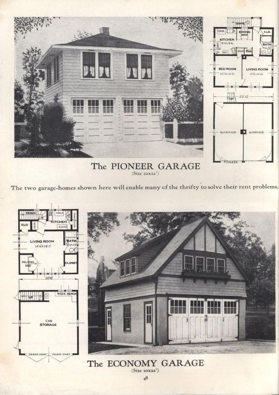 homes of comfort at low cost c 15 architecture house plans rh pinterest com