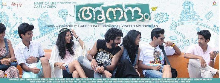 Aanandam Malayalam Movie Review