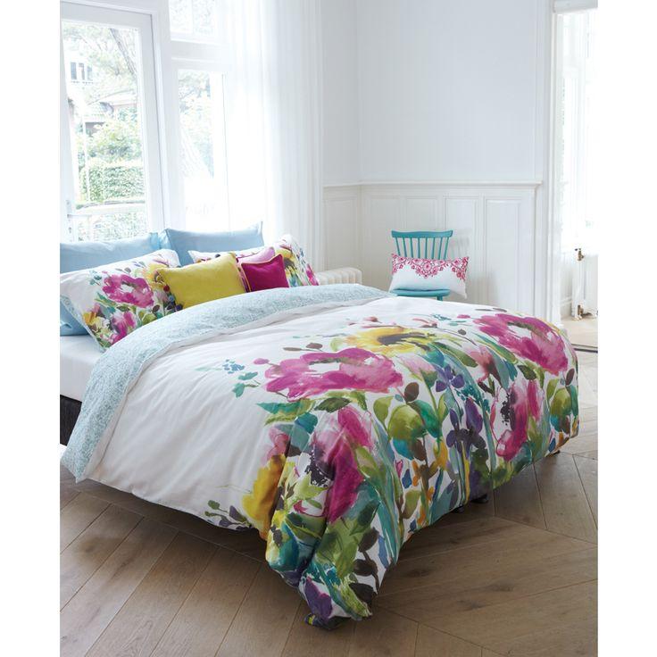 Giverny duvet cover from Bluebellgray.com. A Scottish textile design company.