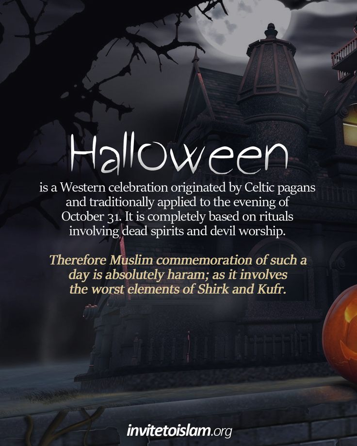 #Halloween has absolutely no space in a #Muslim's life. It's glamourising what Islam forbids and promoting what Shaytaan loves.