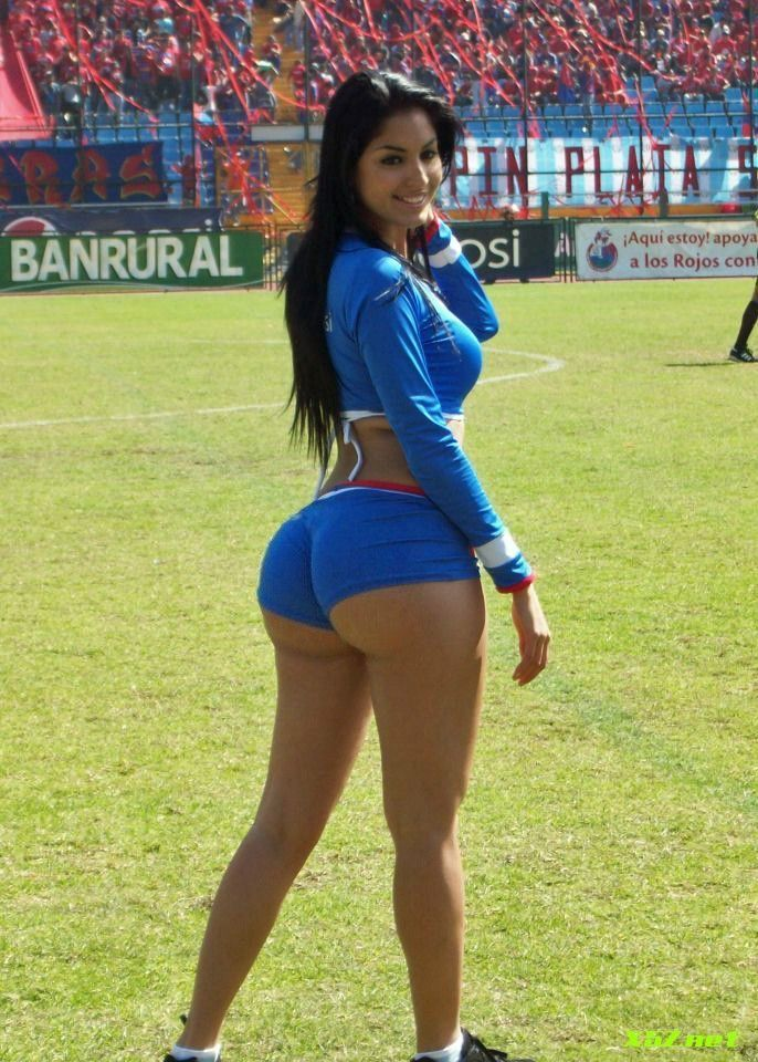 Sexy Girl Big Ass Tights