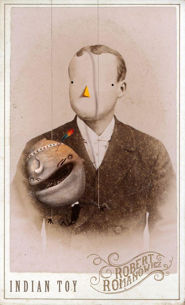 Redskin toy by Robert Romanowicz