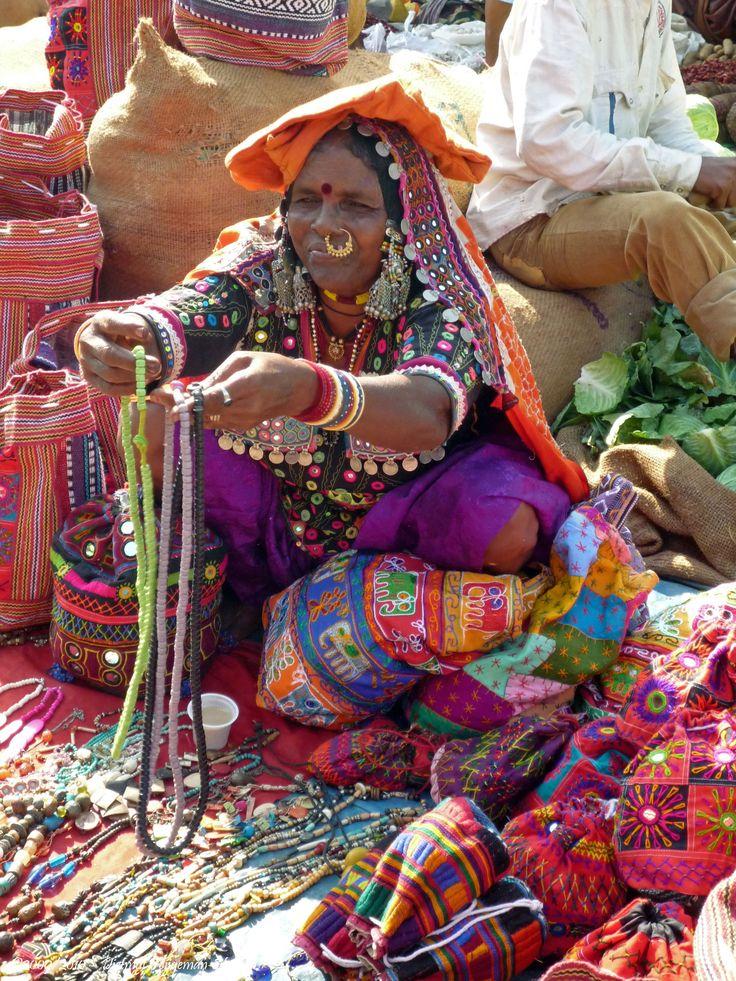 Colourful Mapusa market, Mapusa, Goa, #India  #Travel