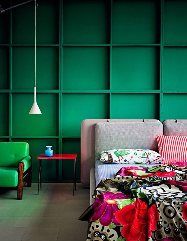 Mid Century Color Palettes Child Room