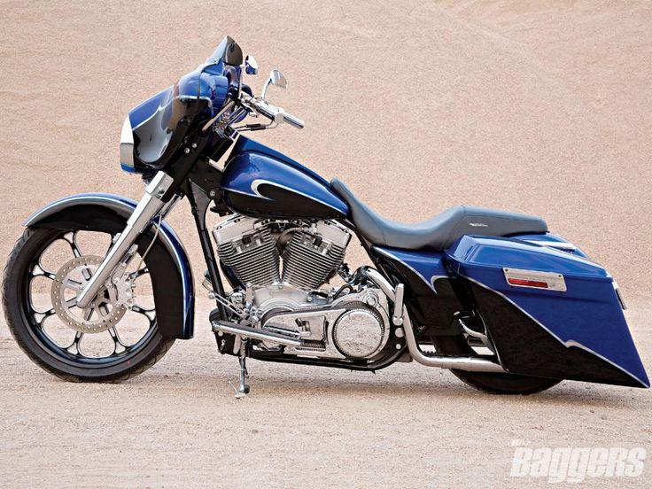 Open Relationship   2002 Harley-Davidson Electra Glide Standard ...