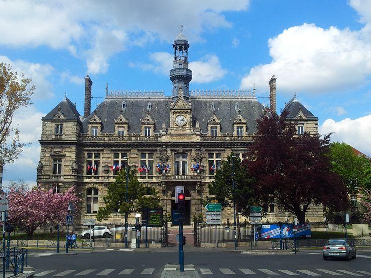 - Mairie de Pantin