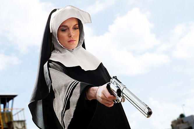 Feslett apácák kabalaállata