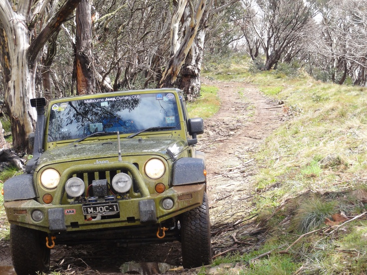 In the high country to Wonnangatta