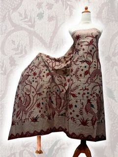 53 best Batik images on Pinterest  Batik pattern Kebaya and