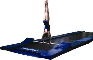 Gymnastics Trampoline Rails, AAI $345  x2