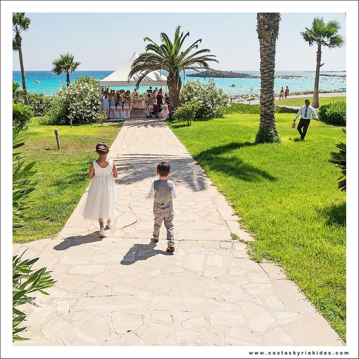 Wedding photographers in Cyprus, wedding photographers in Agia Napa | Kylie and Jamie 24-07-2015 Nissi Beach