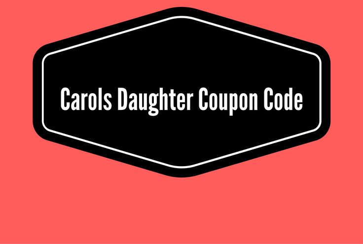 picture relating to Carol's Daughter Printable Coupons known as Carols daughter promo : Bna airport parking