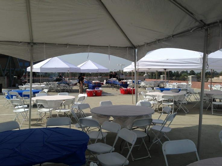 Tent rental, tables, chairs and more for parties and