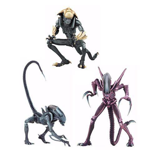 Alien vs Predator Xenomorph Arcade Version Set - NECA - Alien vs. Predator - Action Figures at Entertainment Earth
