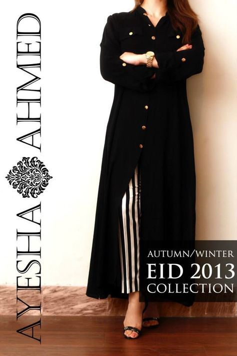 ayesha ahmed eid collection 2015 -