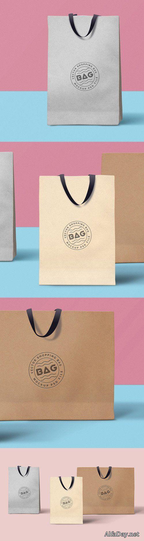 Ping Bag Mockup Part 2