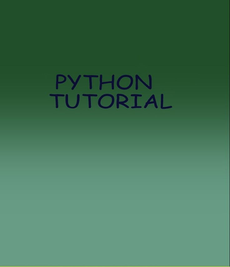 Non-Programmer's Tutorial for Python - Python is a modern programming language, powerful yet easy to learn. This tutorial book targets at people who have never programmed before