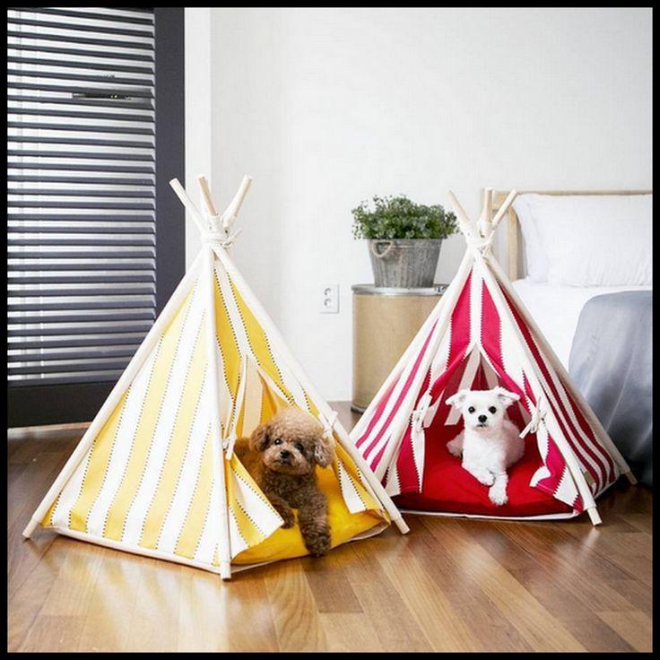 Tipi (teepee) Tent Dog House | Pets | Pinterest | Teepees ...