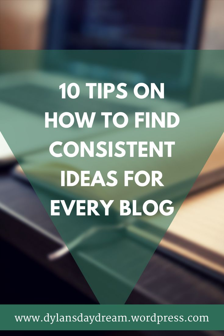 Never Struggle for Blog Post Ideas Again! – Dreaming Is Believing