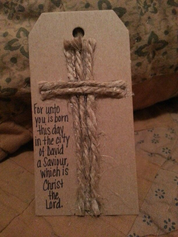 Religious christmas crafts gift ideas