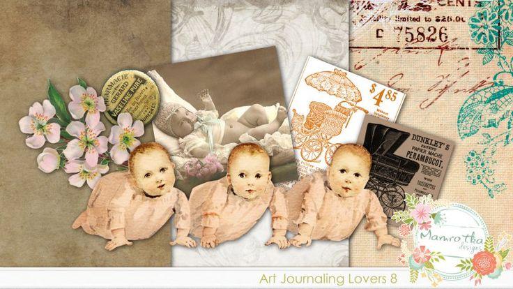 Art Journaling Lovers 8