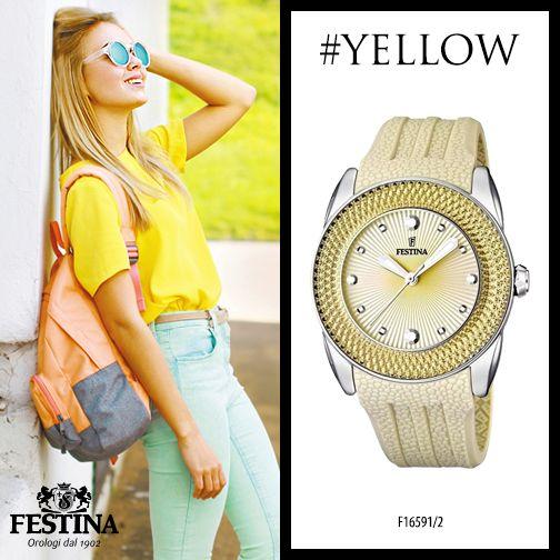 Total yellow, il vero trend della primavera-estate 2015, ispirato ai colori del sole! Voi come lo interpretate?