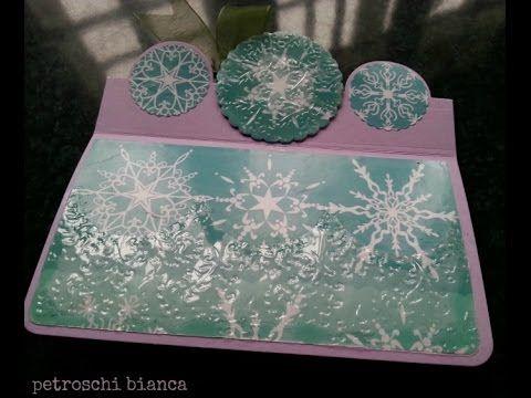 # 37 Frozen paper effect
