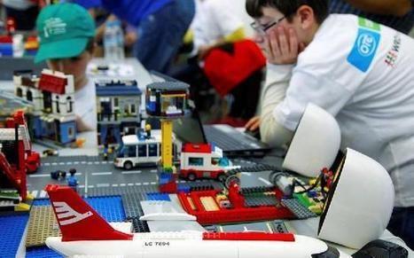 Στο ΤΕΙ ο 3ος περιφερειακός διαγωνισμός ρομποτικής Θεσσαλίας για μαθητές   Εκπαιδευτική Ρομποτική & STEM   Scoop.it