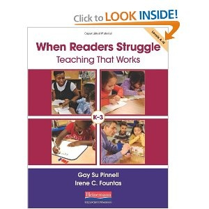 When Readers Struggle: Teaching That Works (2008): A comprehensive resource on struggling
