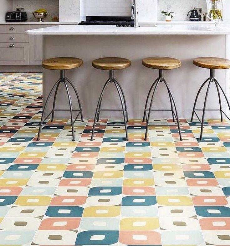 Warna Dan Motif Keramik Lantai Dapur Lagi Ngetren Sekarang