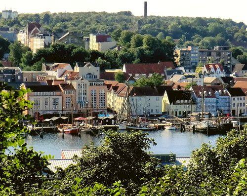 Flensburg, Schleswig-Holstein, Germany
