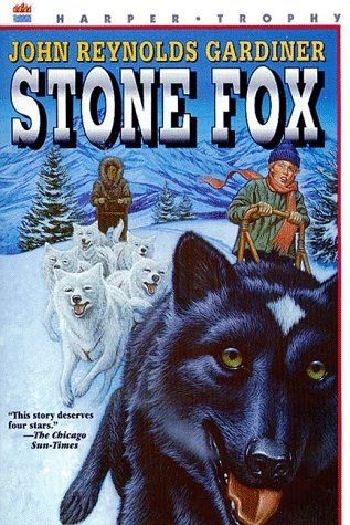 Stone Fox (more books that make us cry)