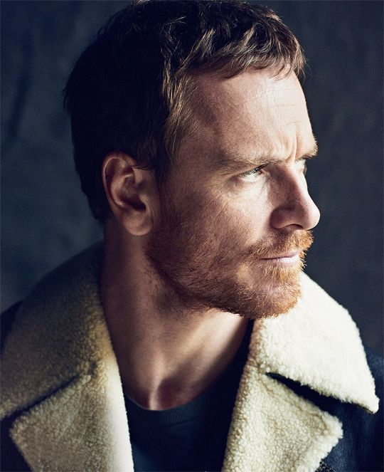 Michael Fassbender for British GQ, December 2016