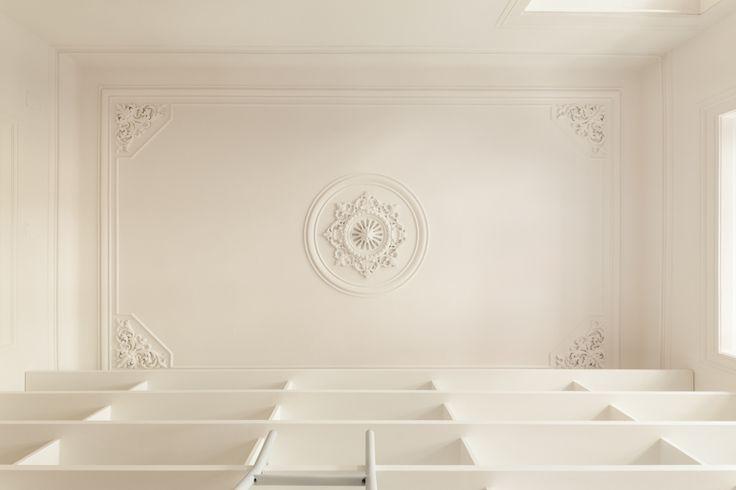 #refurbishment #ceiling #cabinetshelf #targa #atelier