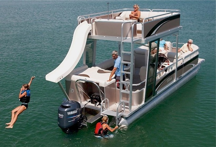 "The Ultimate ""Party Pontoon"""