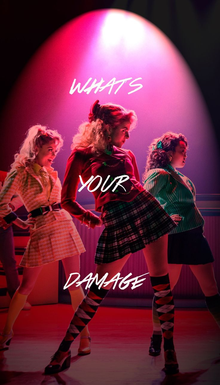 I've fallen down a dark yet amazing hole also know as Heathers: The Musical