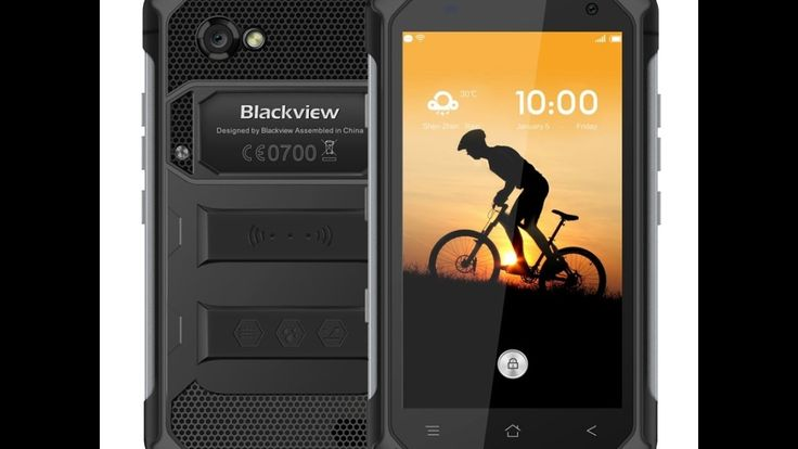 Blackview BV6000 Android 6.0 Smartphone Review