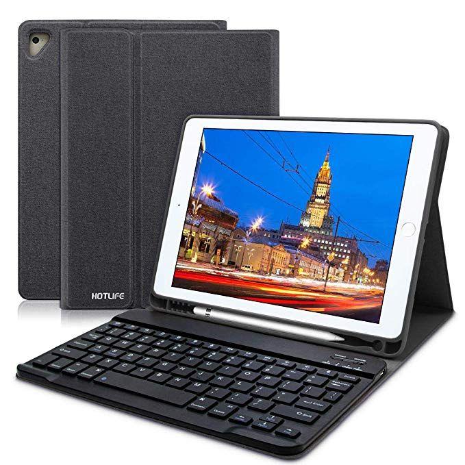 Amazon Com Hotlife Ipad Keyboard Case 9 7 For Ipad 2018 6th Gen Ipad 2017 5th Gen Ipad Air 2 Air Ultra T Ipad Keyboard Case Keyboard Case Ipad Keyboard