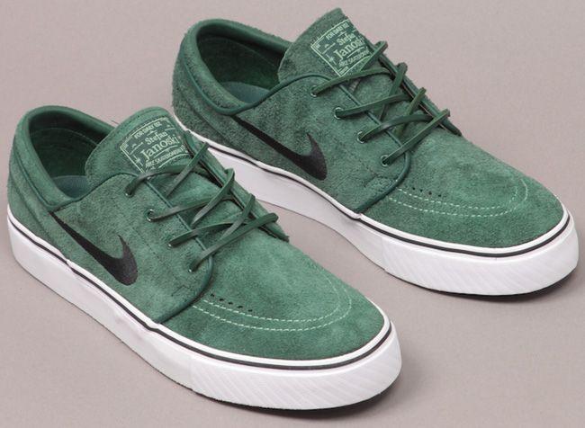 Nike Sb Janoski Green