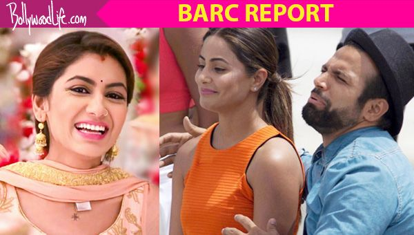 BARC Report Week 34, 2017: Sriti Jha's Kumkum Bhagya ousts Rohit Shetty's Khatron Ke Khiladi 8 from the No.1 position #FansnStars