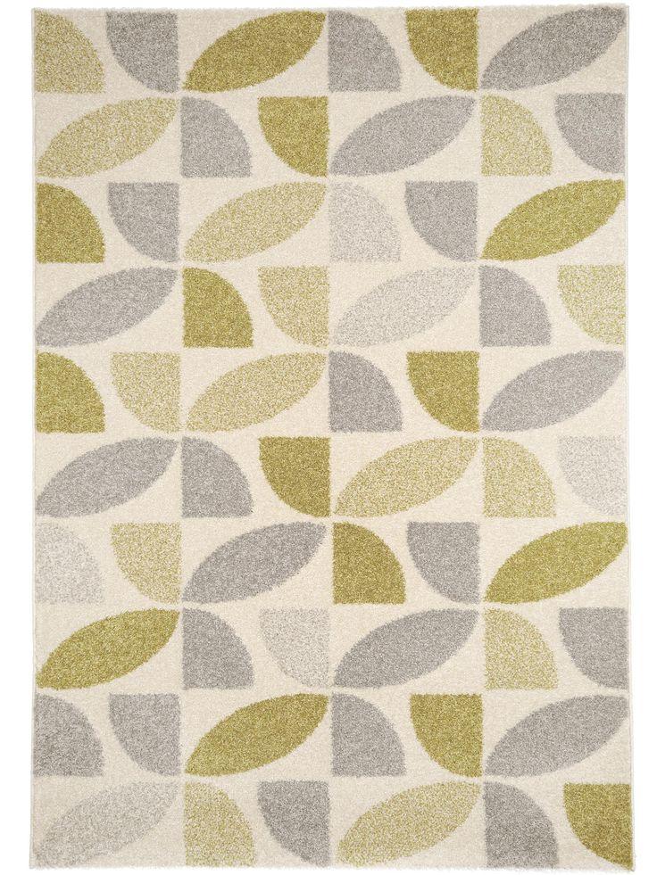 http://www.benuta.de/moderne-teppiche/kurzflor-teppiche/teppich-pastel-mosaik-grun.html Pastellfarbenes Blütenblätter-Mosaic: benuta Teppich Pastel Mosaik