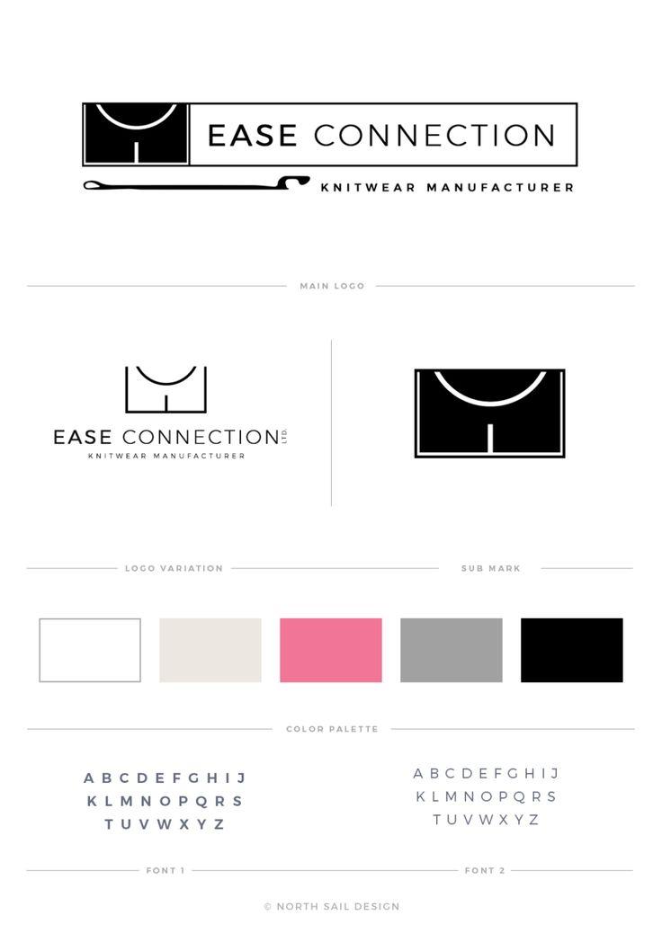 Ease Connection | North Sail Design Custom Logo Design Custom Branding