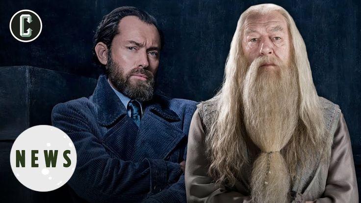 David Yates desata la polémica al revelar que no mostrará de manera explícita que Albus Dumbledore es gay en «Animales fantásticos y dónde encontrarlos 2», pero J.K. Rowling sale al rescate advirtiendo que nunca dijo en qué película de la serie se exploraría la relación sentimental del director de Hogwarts con Gellert Grindelwald.